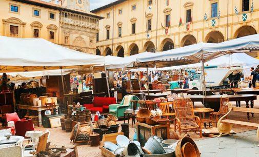 Arezzo –  Eleganza e stile: torna la Fiera Antiquaria