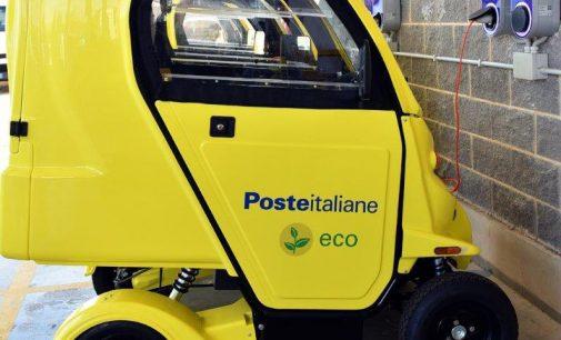 POSTE ITALIANE: A ROMA SALGONO A OLTRE 600 I MEZZI ECOLOGICI PER LA CONSEGNA DELLA CORRISPONDENZA
