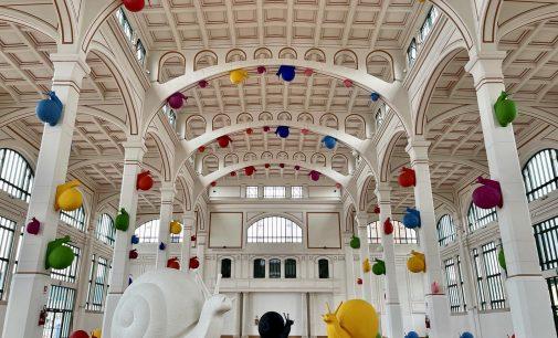 Cracking Art. Incanto – Trieste, Salone degli Incanti e altri luoghi della città