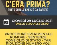 Ciampino – Video-Assemblea pubblica del Comitato Aeroporto