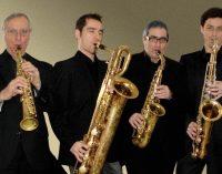 Lo Ialsax Quartet di Gianni Oddi al Parco Milvio