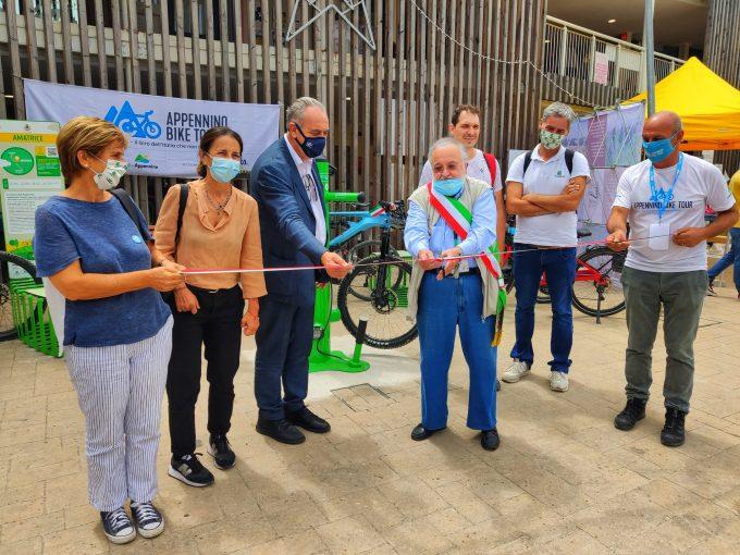 Appennino Bike Tour nel Lazio per la tappa di Amatrice