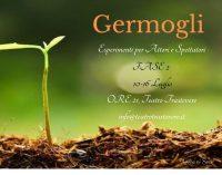 Associazione Culturale Teatro Trastevere  presenta il Nuovo Progetto Artistico: GERMOGLI