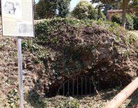 L'Archeoclub di Monte Compatri all'opera: due cartelli descrittivi