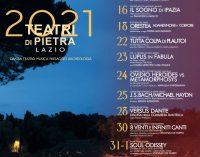 Teatri di Pietra, su il sipario sulla rassegna di danza, teatro  e musica all'Anfiteatro romano di Sutri