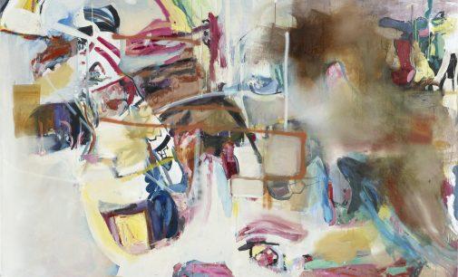 """Lugano – Albert Oehlen """"grandi quadri miei con piccoli quadri di altri"""""""