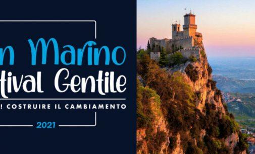 SAN MARINO FESTIVAL GENTILE