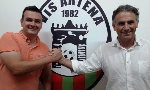 La Vis Artena comunica che Mister Fabrizio Perrotti