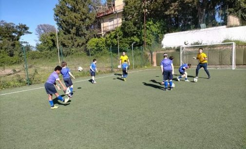 """Ssd Colonna, la Scuola calcio in piena attività con gli open day. Raponi: """"Consolidiamo il progetto"""""""