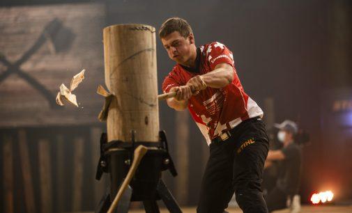 STIHL TimbersportS®: una super produzione televisiva per raccontare lo sport dei taglialegna in Italia