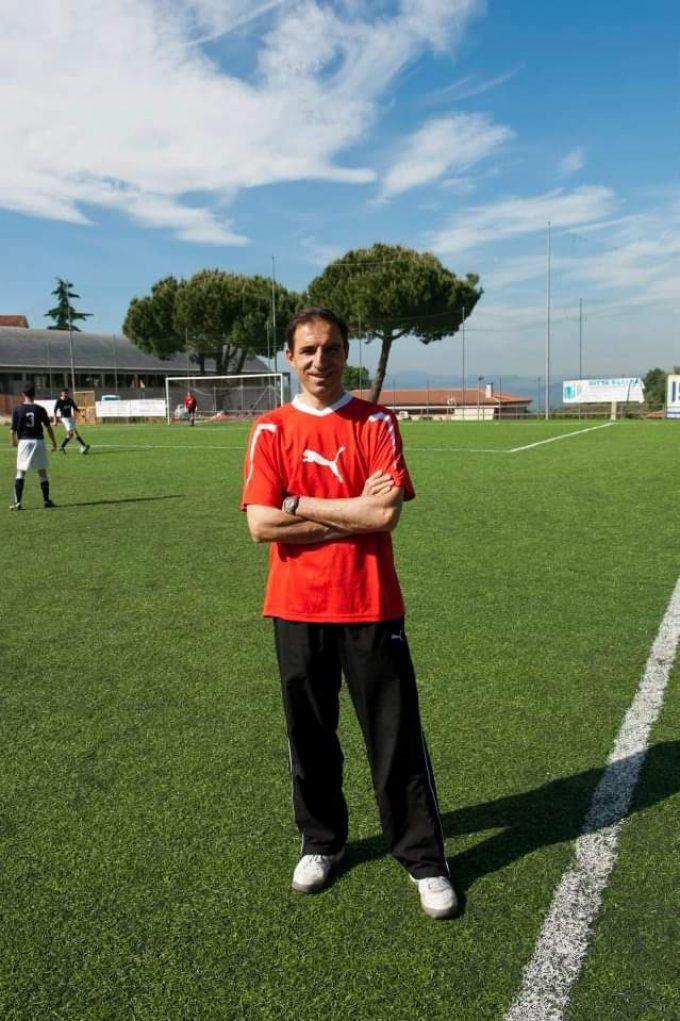"""Asd Casilina (calcio), Masci sarà l'allenatore dell'Under 14: """"Il nostro sarà un percorso biennale"""""""