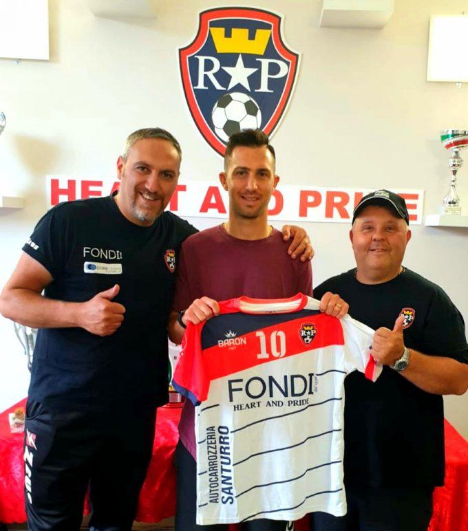"""Rocca Priora Rdp (calcio, Promozione), il tm Giovannetti: """"Con Scacchetti alziamo l'asticella"""""""