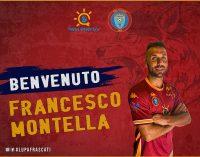 La Lupa Frascati puntella il reparto difensivo, nella giornata odierna ha firmato Francesco Montella.