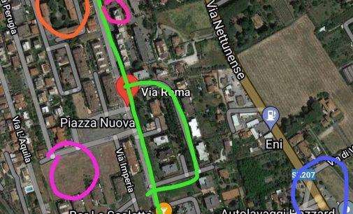 Finanziato il progetto PinQua: 4.700.000 euro per la riqualificazione dell'area di via Roma a Pavona