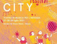Matera – Silent City Festival, teatro in musica per l'infanzia