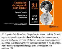 """A settembre i """"Giorni di collera"""" di Francesco Permunian"""