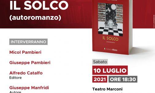 """Al Teatro Marconi """"Il Solco"""", 'autoromanzo' di Giuseppe Manfridi"""