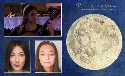 """A Villa Falconieri recital di chitarra classica, """"PleniluniumVaga luna, che inargenti…"""""""