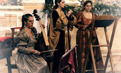 "La Compagnia Rinascimentale ""TRES LUSORES"" presenta:  ""LEGGIADRA NINFA"""