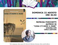 """Patrizia Fiocchetti con """"Cosa c'è dopo il mare"""" a Parco Romano Biodistretto"""