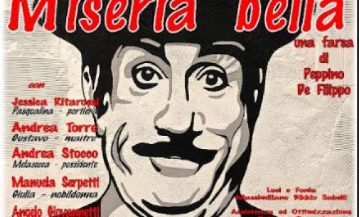 "CASTEL SAN PIETRO ROMANO – ""MISERIA BELLA"""