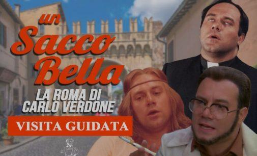 """Vacanze """"cult"""" in città in omaggio ai film """"cult"""" di Carlo Verdone"""