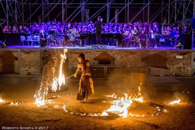 OSTIA ANTICA FESTIVAL 2021 – CARMINA BURANAdi Carl Orff