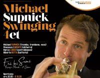 FIUMICINO – MICHAEL SUPNICK SWINGING 4et