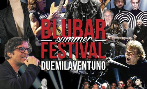 """Francavilla al Mare (CH) dal4 all'8 agosto 2021  """"BLUBAR SUMMER FESTIVAL"""" 19a edizione"""