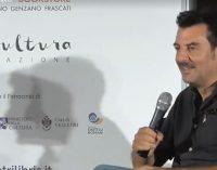 """Enrico Ianniello con """"Alfredino, laggiù"""" a """"Velletri Libris"""""""