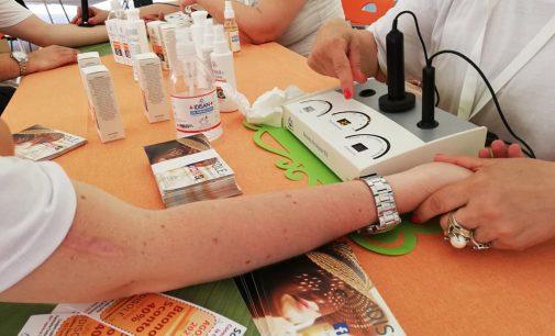 Torvaianica, al via la campagna di prevenzione per la salute della pelle al sole