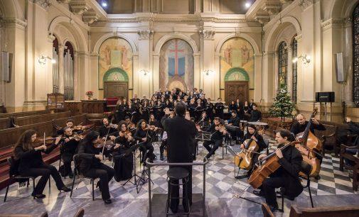 Cori – Sabato 7 agosto concerto della Nova Amadeus in piazza del tempio d'Ercole