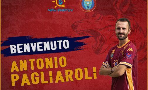 Antonio Pagliaroli è un nuovo calciatore della Lupa Frascati.
