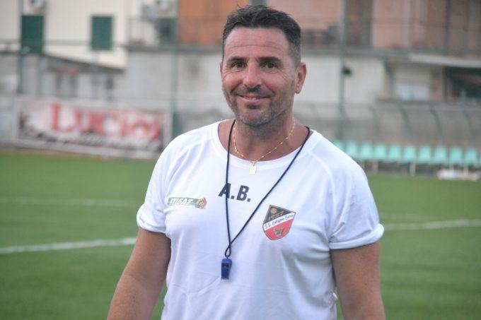 """Colleferro (calcio, Eccellenza), Battistelli e il girone: """"Infernale, ma affascinante e pieno di sfide"""""""