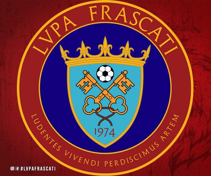 La LVPA Frascati è orgogliosa di poter presentare il nuovo stemma societario.