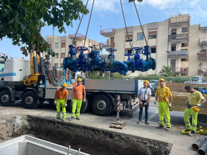 Ciampino – Procede l'ammodernamento della rete idrica