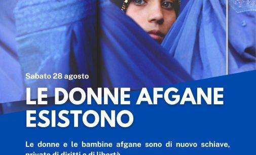 """Sit in a Marino il 28 agosto – """"Le donne Afghane esistono!"""""""