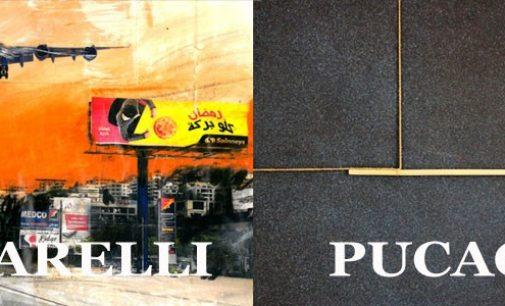 Dal 4 settembre Pradarelli e Pucacco alla Galleria Wikiarte
