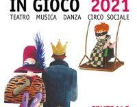 Centrale Preneste Teatro – INFANZIE E ADOLESCENZE IN GIOCO 2021