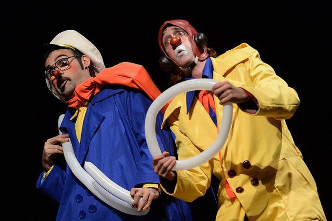 Centrale Preneste Teatro – BOLLA!  Festival Internazionale di Circo-Teatro Sociale VII edizione