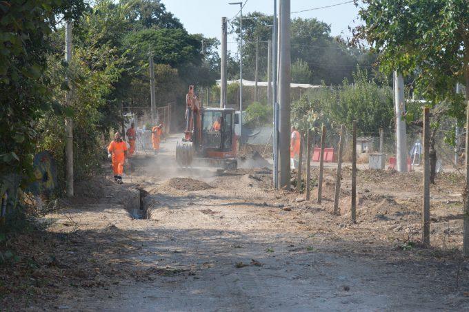 """Castagnetta, al via i lavori di estensione della rete idrica. Il Sindaco: """"Un'opera attesa da tempo"""""""