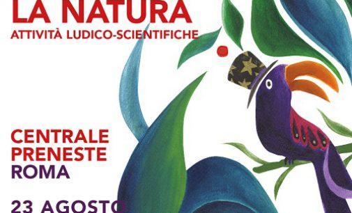 Centrale Preneste Teatro – I 5 Superpoteri per riscoprire la natura