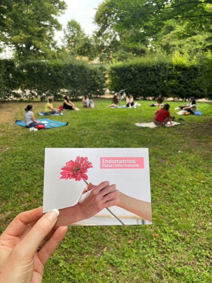 Dall'endometriosi una storia di speranza e di riscatto