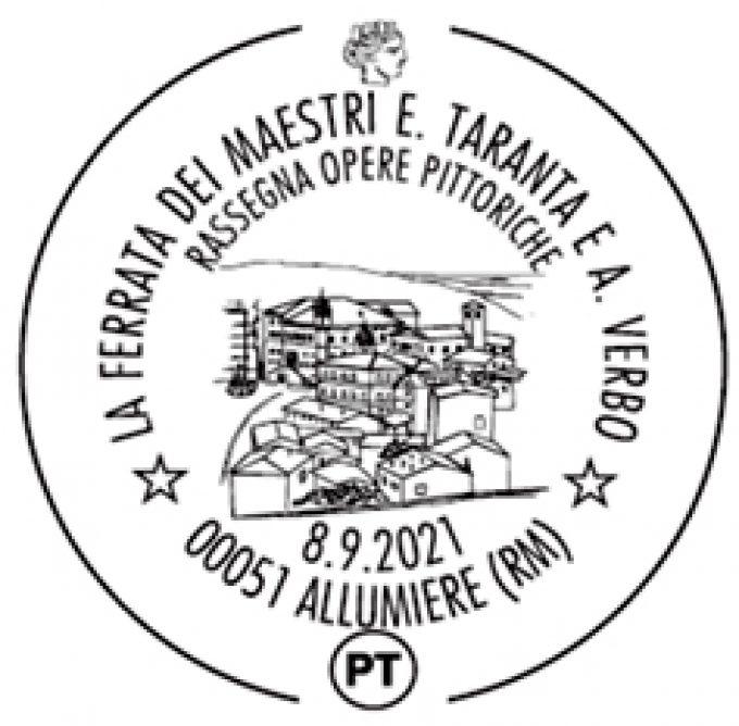 POSTE ITALIANE: AD ALLUMIERE L'ANNULLO FILATELICO E LA CARTOLINA DEDICATI AI PICCOLI COMUNI
