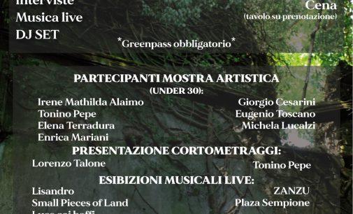 """Labico, il Forum Giovani Labico presenta """"AURA, memorie intime di un giardino sul retro"""""""