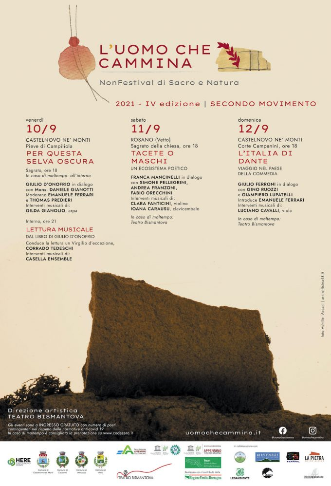 4° edizione NonFestival di Sacro e Natura