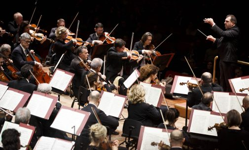 Daniele Gatti e l'Orchestra di Santa Cecilia