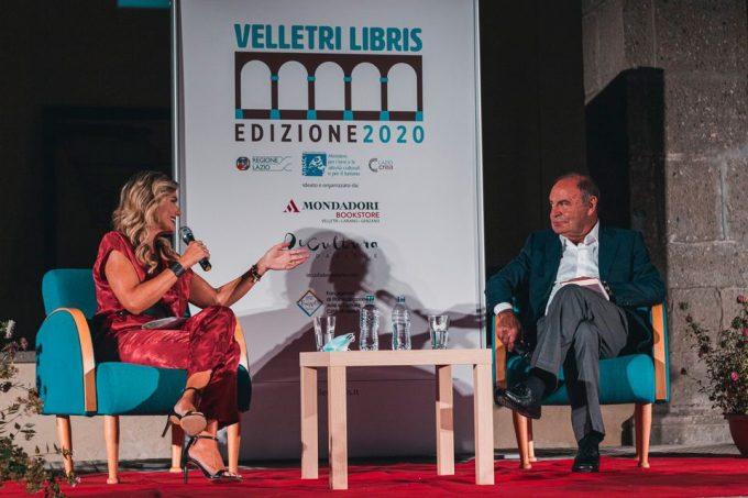 """""""Velletri Libris"""" verso il gran finale: domenica sera c'è Bruno Vespa"""