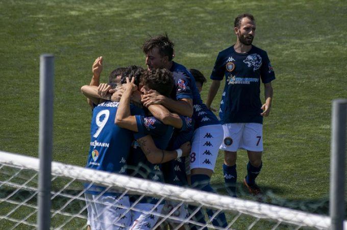 Coppa Italia, primo turno: LVPA Frascati – Audace 1 – 1 (7-6 d.c.r.)