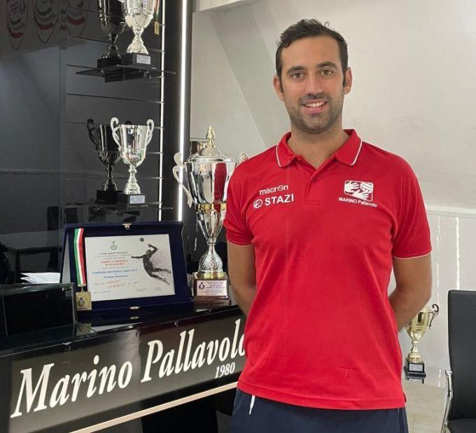 """Marino Pallavolo, il direttore tecnico Ronsini: """"Può essere un anno ricco di soddisfazioni"""""""